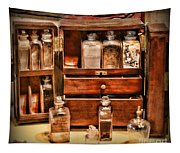 Doctor - The Medicine Cabinet Tapestry