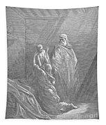 Dor�: Elijah & Widows Son Tapestry