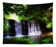 Dove Lake Falls Tapestry