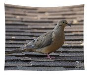 Doves Tapestry