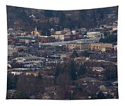 Downtown Grants Pass Sunday Morning Tapestry