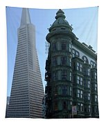 Downtown San Francisco 2 Tapestry