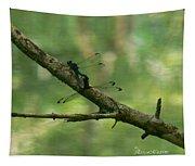 Dragonfly Hanky Panky Tapestry