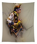 Pow Wow Dream Time Tapestry