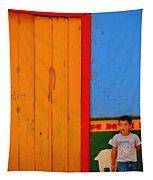 Dreams Of Kids Tapestry