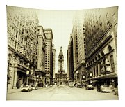 Dreamy Philadelphia Tapestry