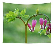 Dripping With Heart Tapestry