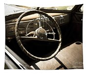 Driver's Seat Tapestry