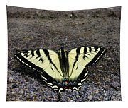 Driveway Butterfly Tapestry