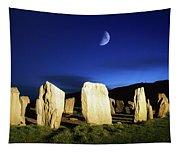 Drombeg, County Cork, Ireland Moon Over Tapestry