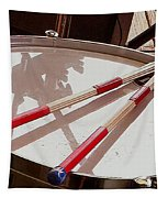 Drum At Rest Tapestry