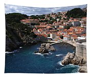 Dubrovnik By The Sea Tapestry