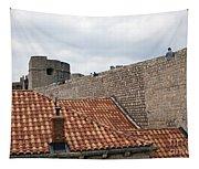 Dubrovnik View 4 Tapestry