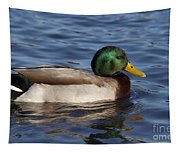 Duck On The Water Tapestry