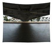 Duluth Lift Bridge Under 2 Tapestry