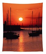 Dun Laoghaire Harbour, Co Dublin Tapestry