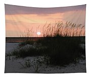Dune Sunset Tapestry