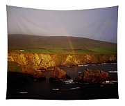 Dunquin Harbour, Dingle Peninsula,co Tapestry
