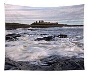 Dunstanburgh Castle Iv Tapestry