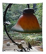 Dusty Old Lamp In Morning Light Tapestry