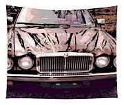 Early Jaguar Xj6 Tapestry