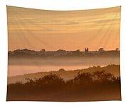 Early Morning Mist, Bradworthy, North Tapestry