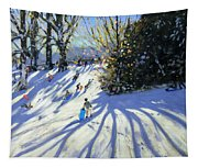 Early Snow Darley Park Tapestry