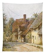East Hagbourne Berkshire Tapestry