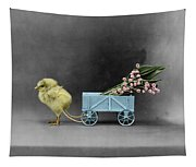 Easter Chick Tapestry