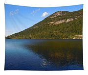 Echo Lake Franconia Notch New Hampshire Tapestry
