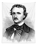 Edgar Allan Poe (1809-1849) Tapestry