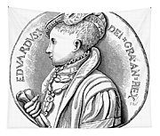 Edward Vi (1537-1553) Tapestry