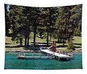 Ehrman Mansion Sugar Pine Point State Park Tapestry