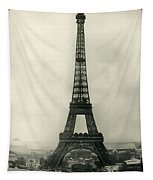 Eiffel Tower 1890 Tapestry