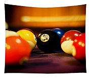 Eight Ball Tapestry