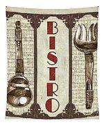 Elegant Bistro 1 Tapestry