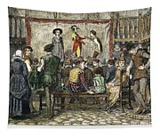 Elizabethan Theatre Tapestry