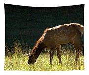 Elk Calf Tapestry