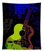 Elvis Gibson J200 Guitar Tapestry