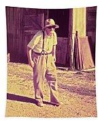 Elwood - Farmer Tapestry