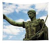 Emperor Caesar Augustus Tapestry