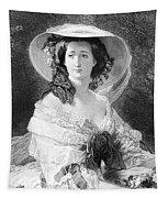 Empress Eugenie Of France Tapestry