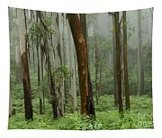 Australia Enchanted Forest Tapestry