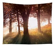 Enchanted Meadow Tapestry