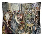 End Of Roman Empire Tapestry