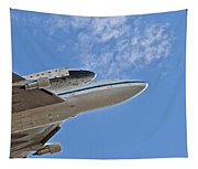 Endeavour's Last Flight IIi Tapestry