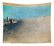 Endless Footprints Tapestry