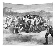England: Rugby (1871) Tapestry