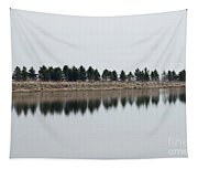 Evergreen Trees Tapestry