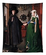 Eyck: Arnolfini Marriage Tapestry